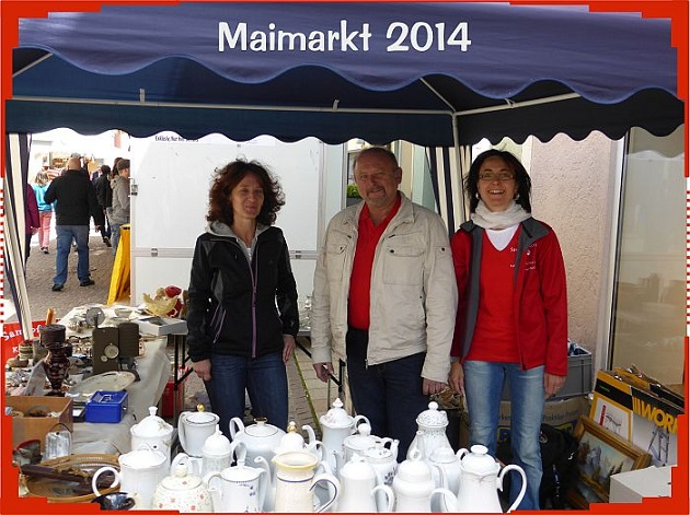 Maimarkt in Donauwörth am 10.05.14