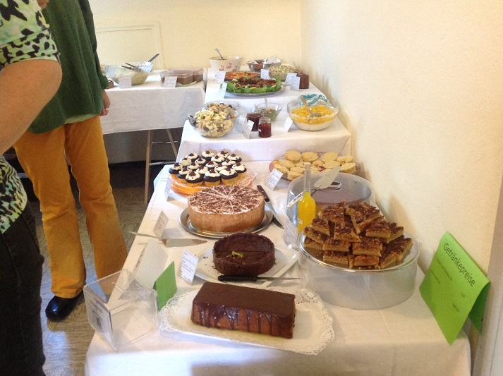 Veganer Brunch am 19.10.2014