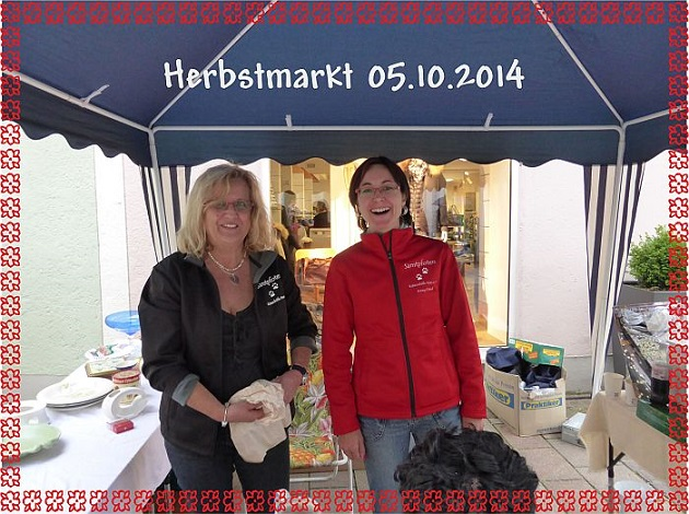 Herbstmarkt in Donauwörth am 05.10.2014