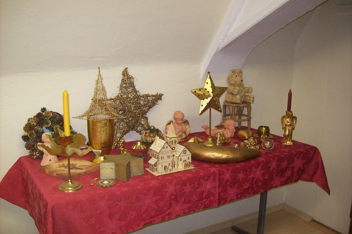 Adventsmarkt in Nördlingen am 14. und 15.11.2015